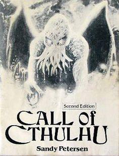 Call of Cthulhu RPG