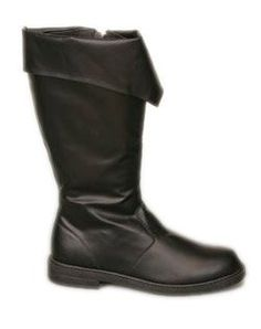 Adult Men`s Deluxe Pirate Boots (Size:Large 12-13)