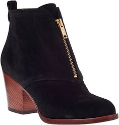 Marc by Marc Jacobs 636701 Ankle Boot Black Suede on shopstyle.com