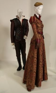 Once Upon a Time: Nominated for 2012 Emmy® for Outstanding Costume Design: by Costume Designer, Eduardo Castro and Assistant Costume Designer, Monique McRae.