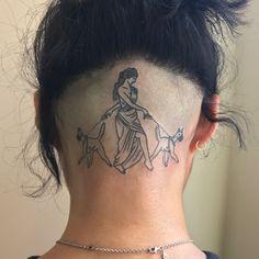 Tattoo by Mick Hee