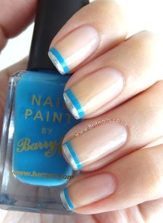 Classic french nail designs with a modern and playful twist | Exquisite Girl