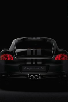 Porsche Cayman S! Whether you're interested in restoring an old classic car or… Lamborghini, Ferrari, Porsche Sports Car, Porsche Cars, Porsche 2017, Custom Porsche, Black Porsche, Porsche Panamera, Sexy Cars