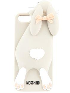 MOSCHINO - rabbit iPhone case 4