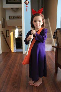 kiki's delivery service - Halloween costume!