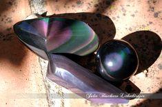 Obsidienne œil céleste | Julia Boschiero Lithothérapie