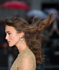Keira Knightley, Imitation Game premiere, London