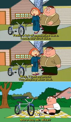 Family Guy Quotes | Peter Griffin