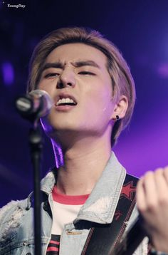 """brian #day6 """"youngday 
