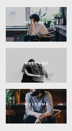 Saved onto Web Design Collection in Web Design Category Website Design Layout, Web Layout, Design Layouts, Brochure Design, Brooklyn, Modern Website, Web Design Inspiration, Interactive Design, Design Development