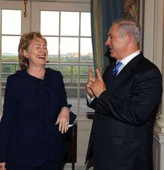 Binyamin Netanyahu in Obama And Netanyahu Meet At The White House