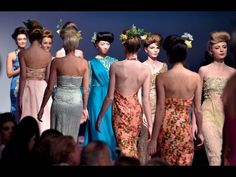 Couture Fashion Week Celebrates Style and Elegance
