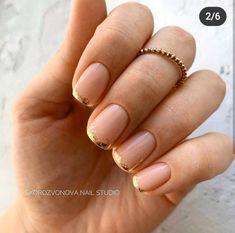 7 Classic Neutral Wedding Nail Art Designs That Surely Never Go Wrong - wedding nails Neutral Wedding Nails, Wedding Acrylic Nails, Cute Acrylic Nails, Cute Nails, Pretty Nails, Gel Nails, Simple Wedding Nails, Neutral Nail Art, Neutral Nail Designs