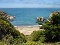 Morze, plaża, zieleń. Źródło zdjęcia: http://www.sxc.hu/photo/694809