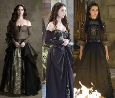 dresses from reign - Google Search