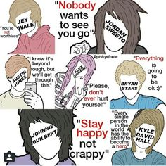 My Digital Escape - Jeydon Wale, Jordan Sweeto, Austin Jones, Alex Dorame, Bryan Stars, Johnnie Guilbert and Kyle David Hall