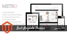 Best Magento Themes of January 2013
