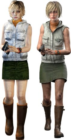 Silent Hill Game, Heather Mason, Ada Wong, Creepy Art, Nice Tops, Video Games, Lady, Random Stuff, Recipes