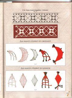 Dentelle au fuseau, les bases - Maria Carmela Fascione - Веб-альбомы Picasa