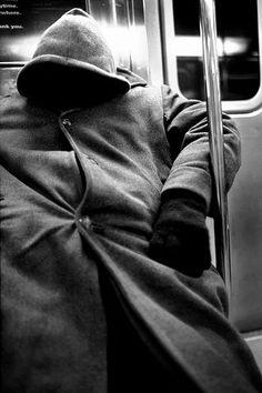 Christophe Agou, Life Below (The NYC Subway 1998/2001):