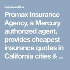 Mercury Insurance Quote Overall Compared To The Average Car Insurance In California .
