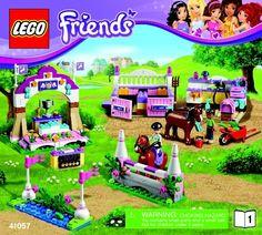 Friends - Heartlake Horse Show [Lego 41057]