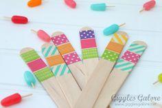 Popsicle Kit - Made From Pinterest