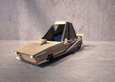 Free C4D 3D Model: Low Poly Car | The Pixel Lab