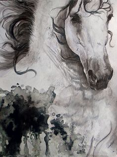 """Wind Whisperer"""" by LullabyEquineArt"""
