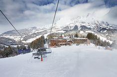 Skihotel direkt an der Skipiste Salzburg, Seen In Tirol, Zell Am See, 4 Star Hotels, Good Night Sleep, Mount Everest, Skiing, Mountains, Holiday