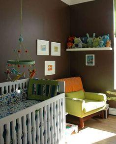 I like this Monster nursery!