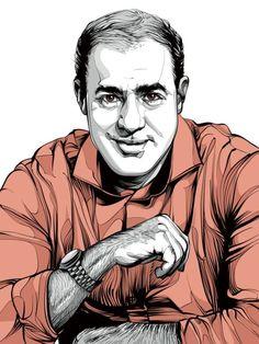 巴西插画大师Cristiano Siqueira矢量插画作品欣赏