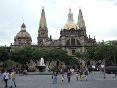 Katedra w Guadalajarze. fot. Paweł Trefler