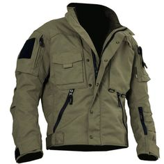 Tactical Wear, Tactical Jacket, Tactical Clothing, Cool Tactical Gear, Tactical Gloves, Mode Man, Style Masculin, Herren Outfit, Cool Gear