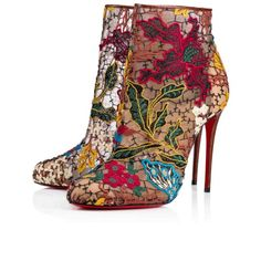 f033bf85b931 Shoes - Miss Tennis - Christian Louboutin Ankle Booties