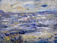 Queen Maeve Walked upon this Strand − Jack Butler Yeats − y − Artists A-Z − Online Collection − Collection − National Galleries of Scotland