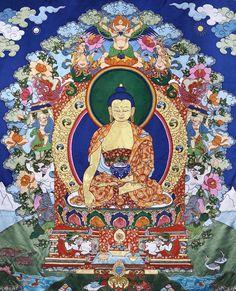 tibetan buddha tapestry - Google Search Bouddha ♡ ♡ ♡ Buddha ♡ ♡ ♡ Buda