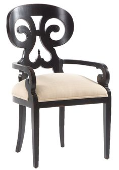 Ali Dining Arm Chair Retail  $1499 Our Price $399