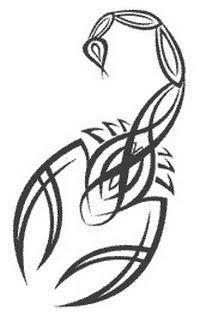 Zodiac Tattoo Designs: Scorpio | MadSCAR