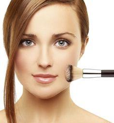 Maquillaje para mujeres con piel grasa II - http://mujeresconestilo.com/maquillaje-para-mujeres-con-piel-grasa-ii/