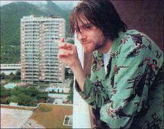 Kurt Cobain, Rio de Janeiro, January 20, 1993