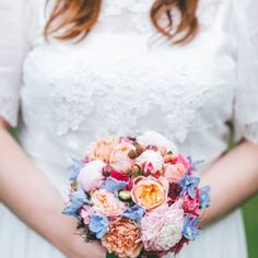 Mein bunter Hochzeitsstrauß Blumenstrauß - www.lisa-liebt.de / Foto www.ninkaploeger.de Bunt, Lisa, Jewelry, Best Flowers, Floral Wreath, Nice Asses, Jewlery, Jewels, Jewerly