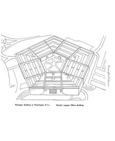 Historic Places - Lincoln Memorial coloring page | homeschool ...