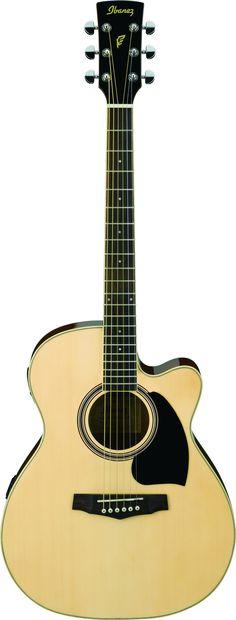 Ibanez PC15ECENT Acoustic-Electric Guitar