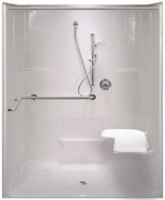 ADA Showers, Wheelchair Showers For Handicapped Accessibility