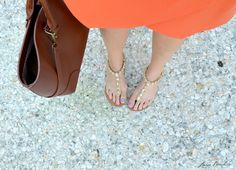 cute jeweled summer shoes