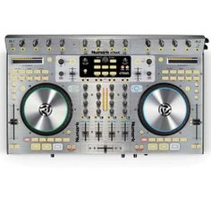 Numark 4 Trak 4 Channel Traktor DJ Controller Producers Mixing Gear