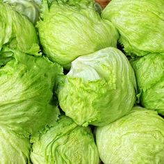Iceberg lettuce may be the most popular of all the salad greens, but it's definitely not the healthiest base you can choose. While the low calorie count is comparable to other greens, the nutrient totals are not.