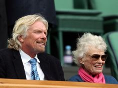 Science says parents of successful kids have these 13 things in common ( here Richard Branson with his mom)