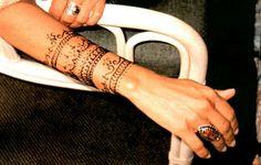 • wrist • mehndi •